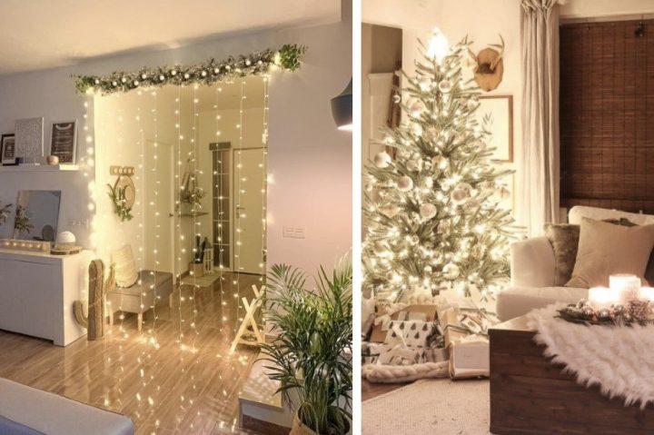 5 Tips για να διακοσμήσεις ένα μικρό σαλόνι τα Χριστούγεννα!