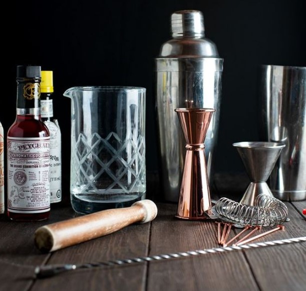 εργαλεία για cocktail