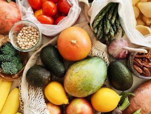 φρούτα λαχανικά αβοκάντο ντομάτα σπαράγγια