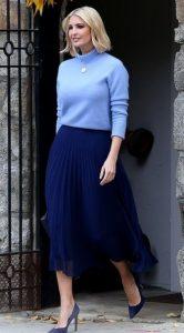 γαλάζιο μπλε ντύσιμο
