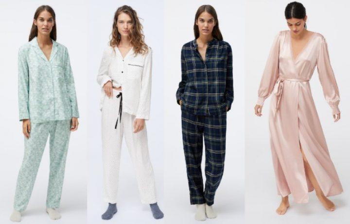 Υπέροχες γυναικείες πιτζάμες και νυχτικά OYSHO 2021