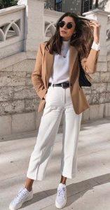 γυναικείο ντύσιμο με σακάκι