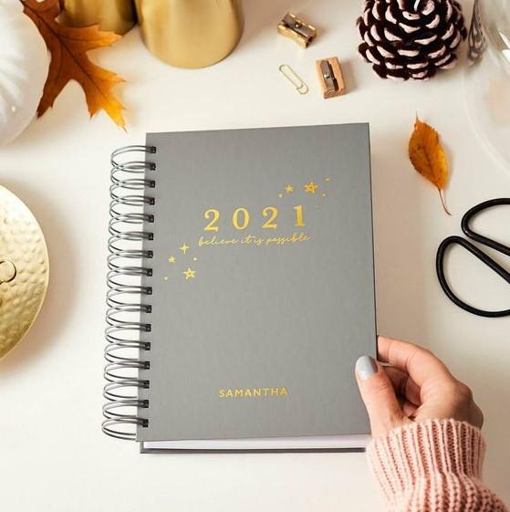 ημερολόγιο 2021