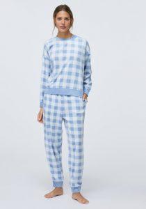 καρό πιτζάμες γυναικείες