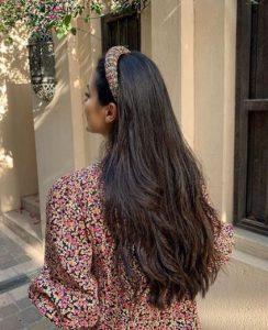 μαλλιά με στέκα