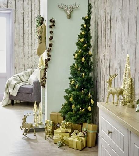 μισό δέντρο τοίχο δώρα