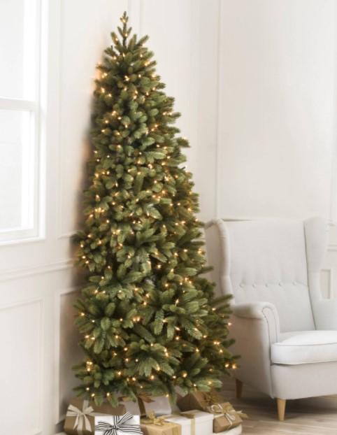 μισό δέντρο τοίχο χριστουγεννιάτικα διακοσμητικά τοίχου