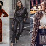 μοντέρνα γυναικεία χειμερινά ντυσίματα