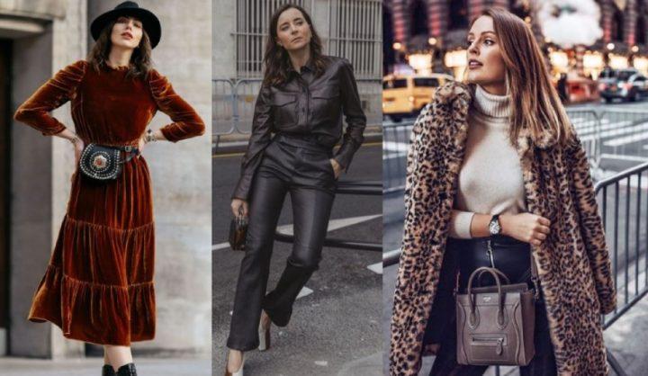 50 Ιδέες για μοντέρνο γυναικείο ντύσιμο το χειμώνα!