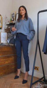 ντύσιμο με παντελόνι γραφείου