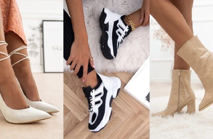 Trendy γυναικεία παπούτσια σε καλές τιμές!