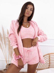 πετσετέ ροζ πιτζάμες