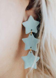 σκουλαρίκια αστέρια