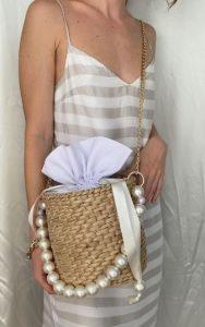 τσάντα καλαθάκι