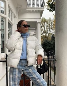 χειμερινό γυναικείο ντύσιμο