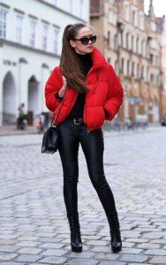 χειμωνιάτικο ντύσιμο γυναικείο