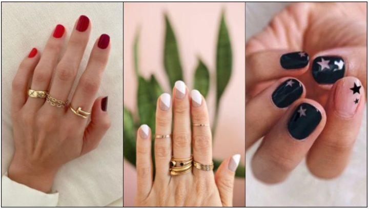 Υπέροχα χειμωνιάτικα nail arts που πρέπει να δοκιμάσεις!