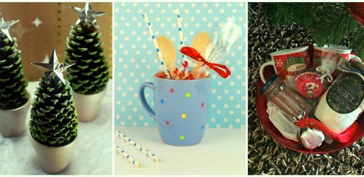5+1 Ιδέες για χειροποίητα Χριστουγεννιάτικα δώρα!