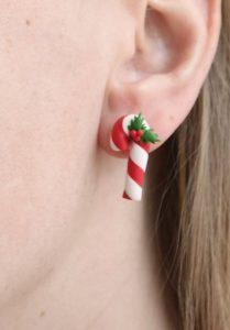 χριστουγεννιάτικα σκουλαρίκια
