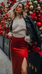 χριστουγεννιάτικο ντύσιμο