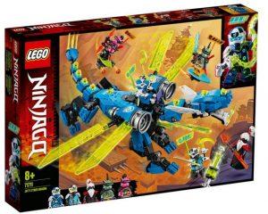 Lego Ninjago Jay's Cyber Dragon παιχνίδι