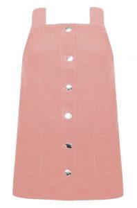ροζ αμανικο φορεμα