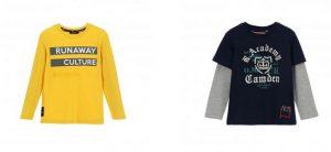 κιτρινη μαυρη μπλουζες αγορια