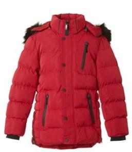 κοκκινο μπουφαν mini raxevsky