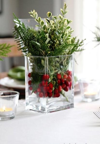διάφανο βάζο νερό φυτό