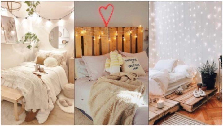 6 Όμορφες ιδέες για να διακοσμήσεις το σπίτι με λαμπάκια!