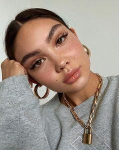 διακριτικό μακιγιάζ
