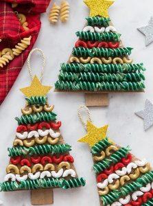 diy στολίδια για το χριστουγεννιάτικο δέντρο