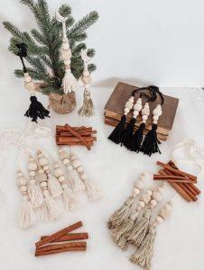 diy χριστουγεννιάτικα στολίδια