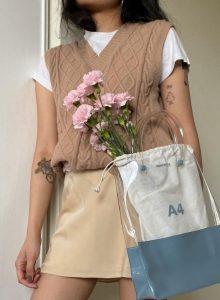 γυναικείο ντύσιμο με φούστα