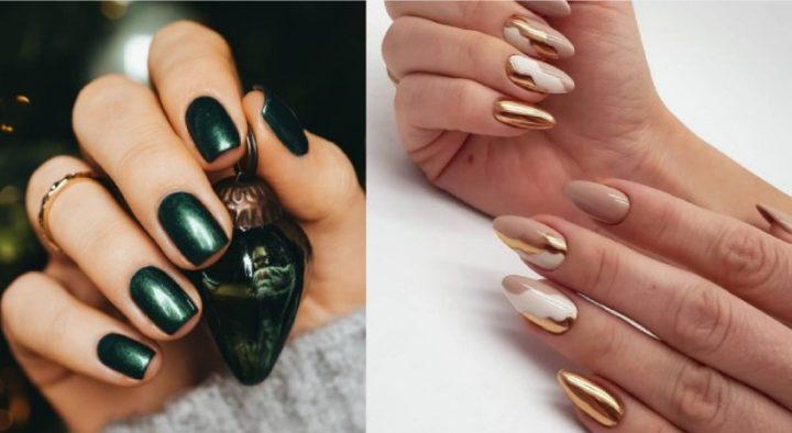 36 Πανέμορφες προτάσεις για χειμωνιάτικα νύχια!