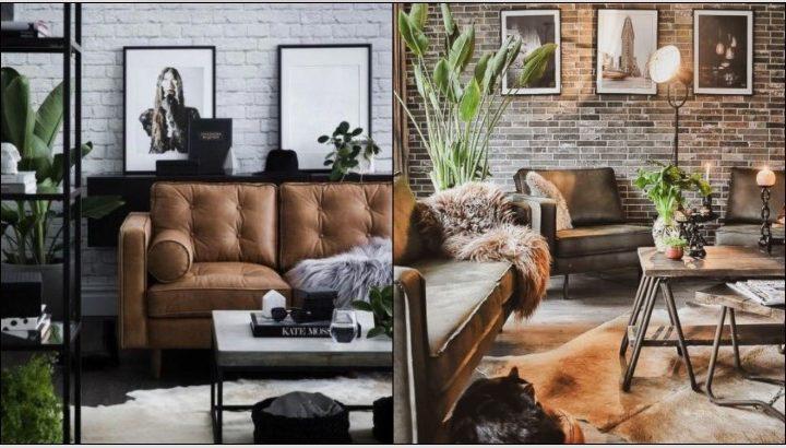 5 Ιδέες για να διακοσμήσεις ένα μοντέρνο industrial σαλόνι!