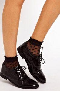 κάλτσες με καρδούλες
