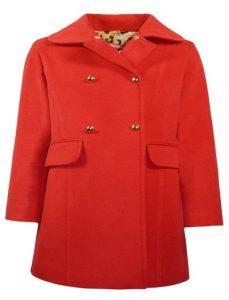 κοκκινο παλτο παιδικο