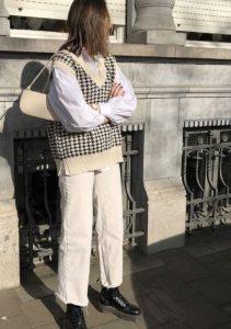 κομψό ντύσιμο τον χειμώνα