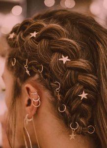 κοσμήματα μαλλιών