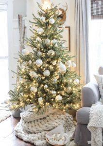 κουβέρτα κάτω από το δέντρο