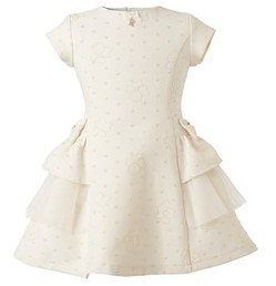 φορεμα λευκο κοριτσι mini raxevsky