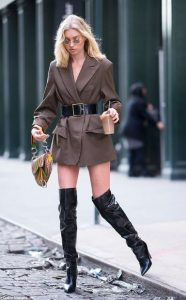 mini φόρεμα σακάκι