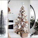 μοντέρνα διακόσμηση Χριστούγεννα