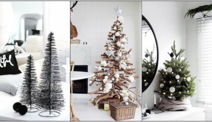 Όμορφες ιδέες για μοντέρνα διακόσμηση τα Χριστούγεννα!