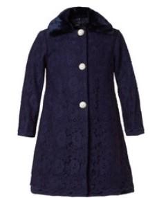 μπλε παλτο κοριτσι