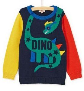 πουλοβερ με δεινοσαυρο