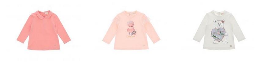 ροζ λευκες μπλουζες