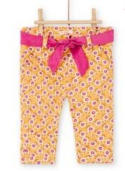 πορτοκαλι ροζ παντελονι