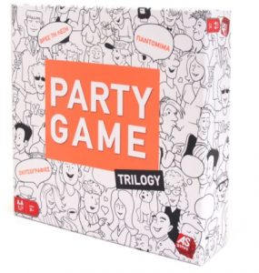 party game επιτραπέζιο